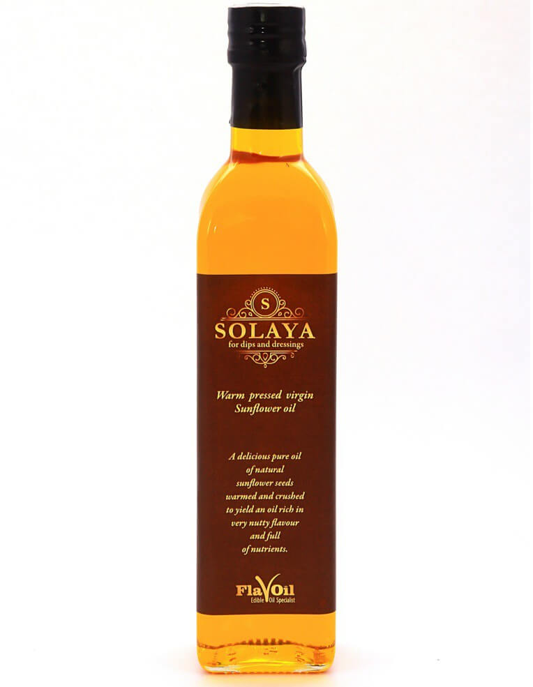"""Solaya"" unrefined, warm-pressed 500ml"